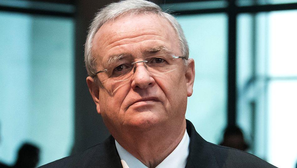 Kein Prozess wegen möglicher Marktmanipulation: Ex-Volkswagen-Chef Martin Winterkorn