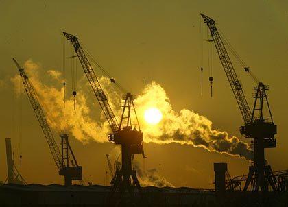Sonnenuntergang: Hat die Konjunktur den Zenit bereits überschritten?