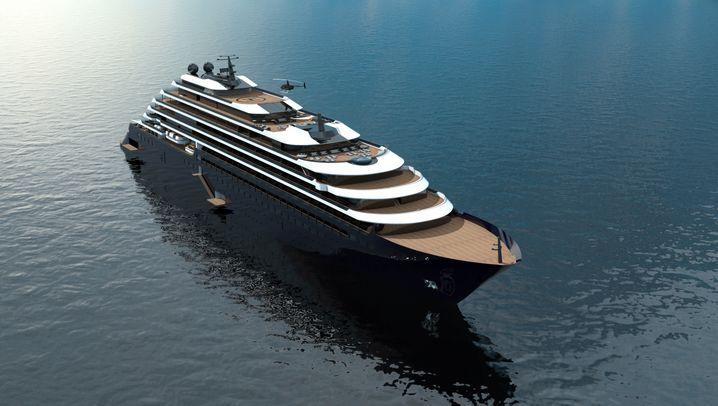 Ritz-Carlton geht aufs Meer: Hotelkette baut drei Ultra-Luxusyachten