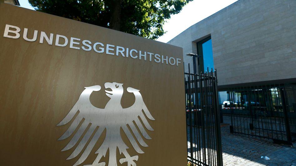"""BGH in Karlsruhe: """"Es genügt bereits der böse Schein"""""""