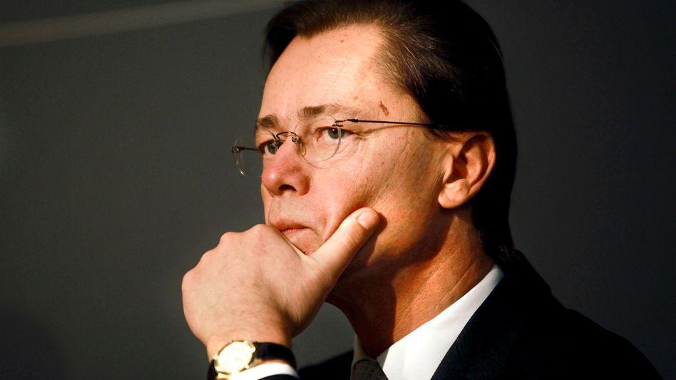Zieht ein Urteil einem Vergleich vor: Ex-Arcandor-Chef Thomas Middelhoff