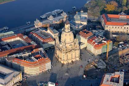 Dresden: Auch Sachsen ist als Standort für das Oerlikon-Forschungszentrum noch im Rennen