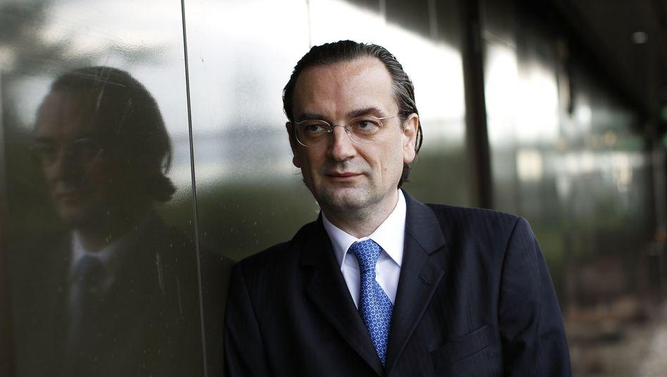 Umstritten: Dirk Nonnenmacher ringt weiterhin mit der HSH um ein Ausstiegsszenario