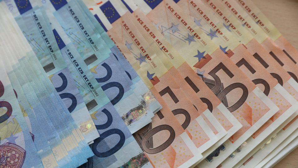 Geldvermögen: Die Kursverluste an der Börse 2018 ließen das Geldvermögen der Deutschen um 28 Milliarden Euro schrumpfen
