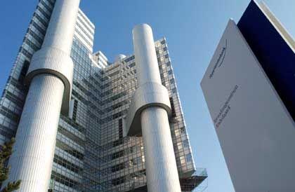 Geschäft in Deutschland stärken: Hauptverwaltung der HypoVereinsbank