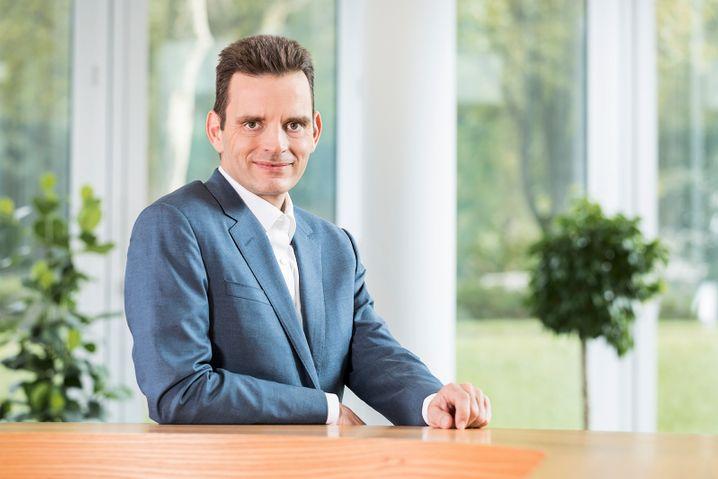 """""""Sie müssen mich bremsen"""": Schnelldenker und neuer Eon-Chef Birnbaum"""
