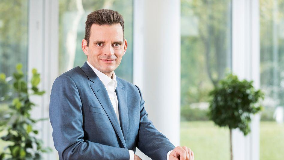 """""""Sie müssen mich bremsen"""": Der neue Eon-Chef Leonhard Birnbaum"""