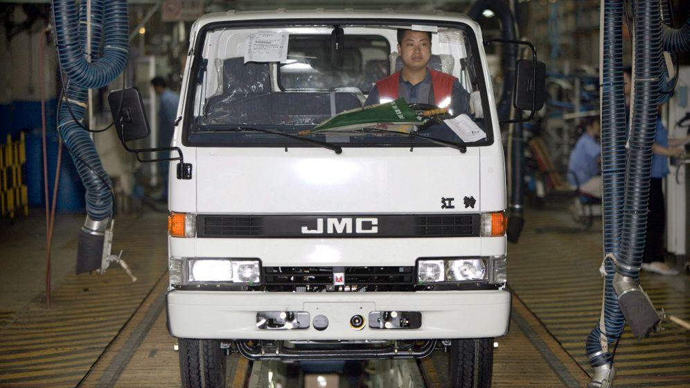 Bauboom: Wie die Autohersteller in China aufs Tempo drücken