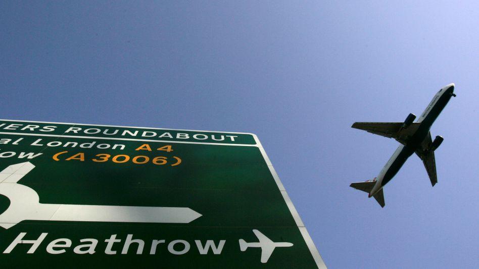 Heathrow: Ausbau abgesagt