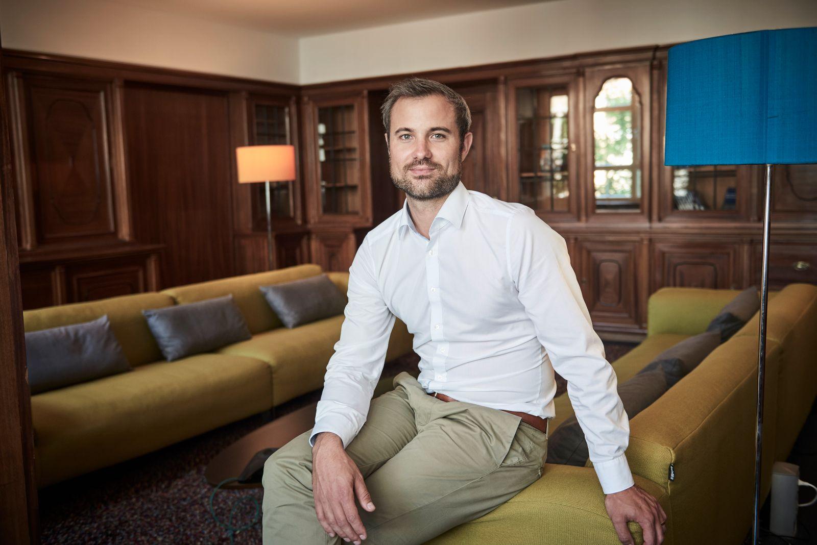 EINMALIGE VERWENDUNG Marc Stoffel, Haufe-Umantis