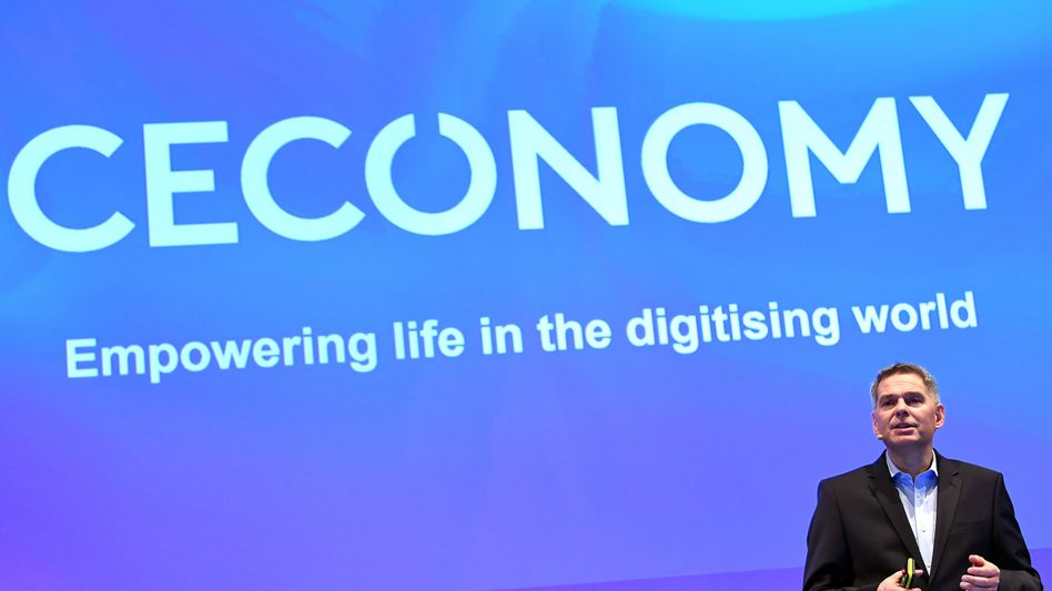 Die Media-Saturz-Mutter Ceconomy hat ihren Verlust von 90 auf 62 Millionen Euro verringert
