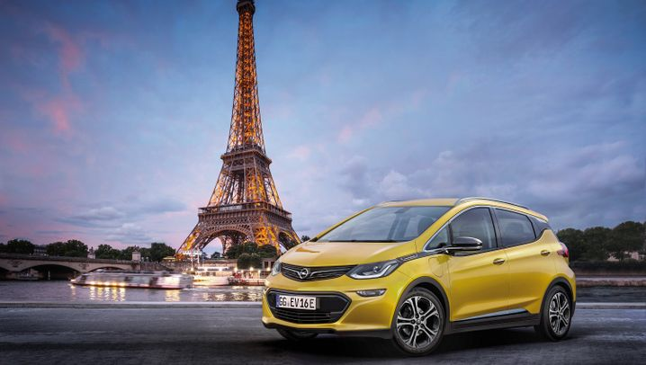 Opel-Ampera-e: Der Tesla-Jäger im Kleinformat