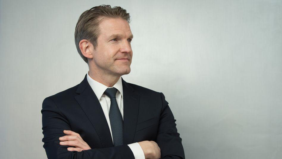 Königstransfer: Der bisherige SAP-Manager Daniel Holz