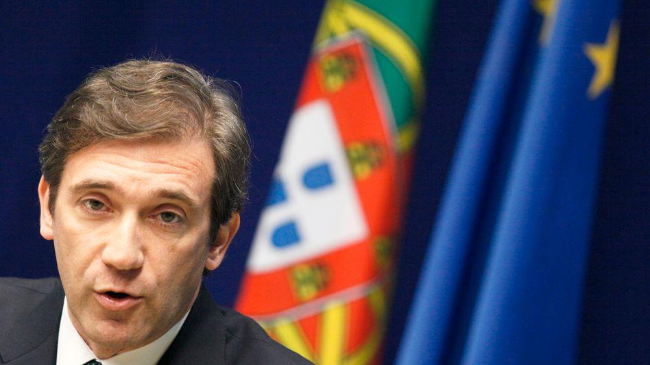 """Portugals Ministerpräsident Coelho: """"Portugal werde am Jahresende seine Haushaltsziele erreichen"""""""