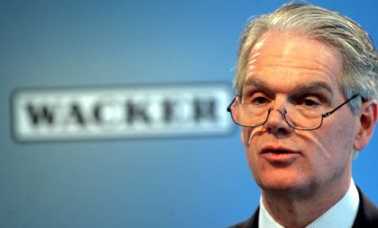 Komplexer Führungsauftrag: Axel Weber, Präsident der Deutschen Bundesbank