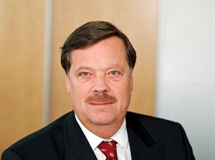 Bleibt im Amt: DSW-Präsident Roland Oetker