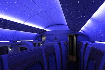 Alternative zum Gedränge: First-Class bei Emirates