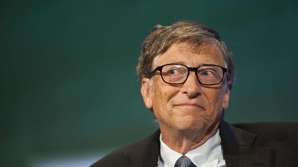 Schlauer Investor: Bill Gates hat bei vielen seiner Geldanlagen die Zukunft im Blick