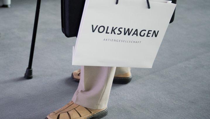 VW vor turbulenter Hauptversammlung: Das sind die entscheidenden Themen des Aktionärstreffens