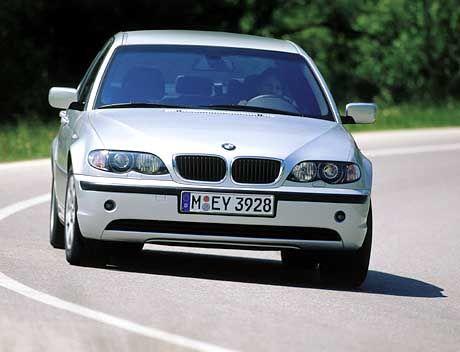 Erfolgsmodell: der BMW 3er