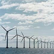 Regenerative Energien:Windpark auf hoher See