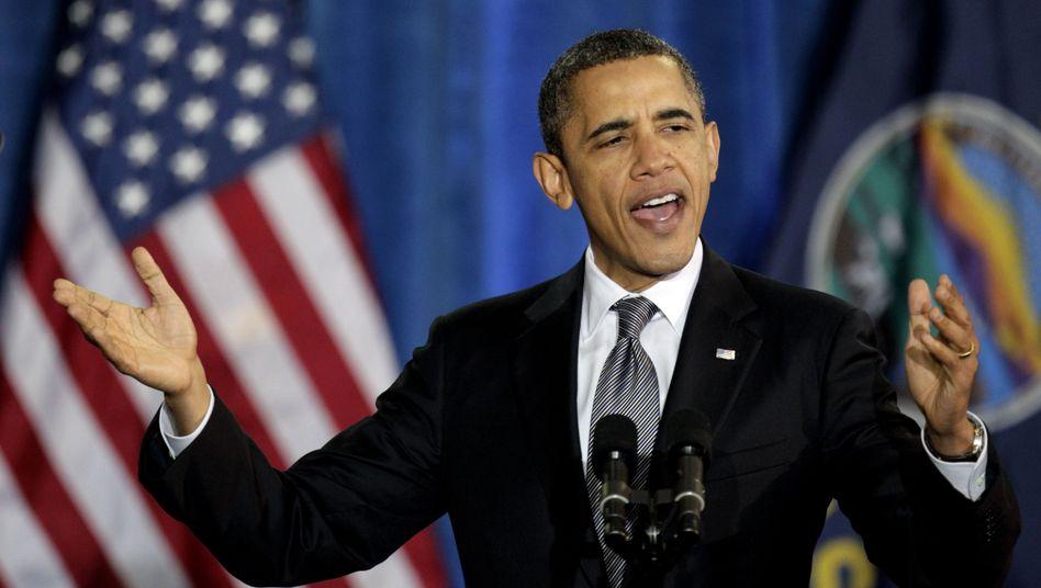 Schlechte Umfragewerte: 54 Prozent der US-Bürger sind gegen eine zweite Amtszeit Obamas