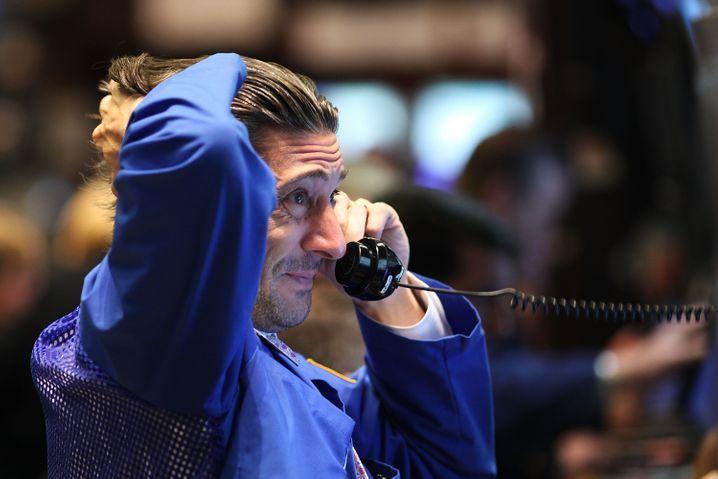 Wie umgehen mit den Marktschwankungen?