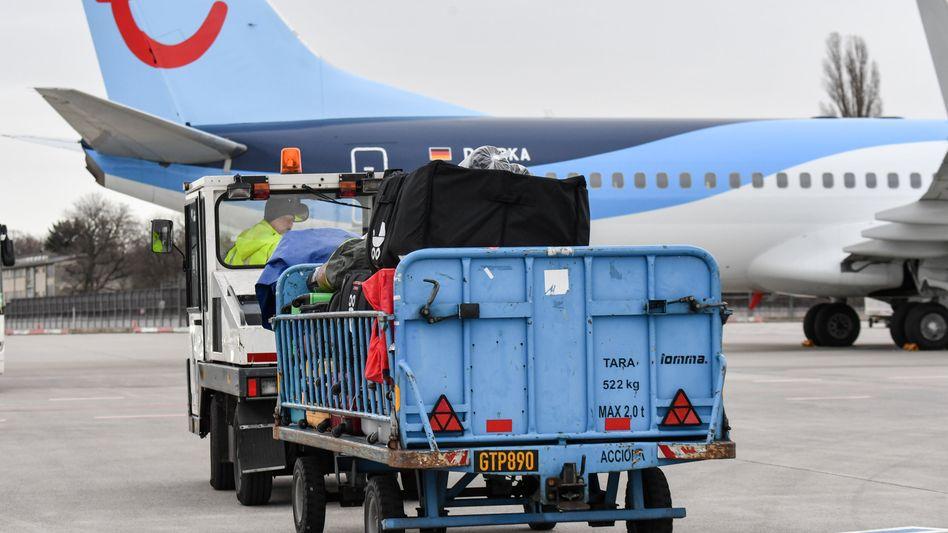 Tuifly will Flotte halbieren und mehrere Standorte in Deutschland schließen