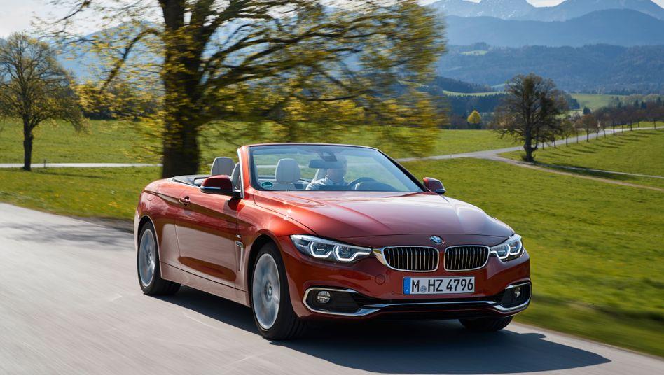 Der Autobauer BMW spürt aktuell Gegenwind durch Wechselkurse, höhere Rohstoffpreise und F&E-Aufwendungen