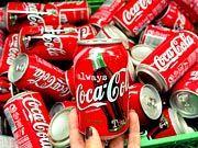Coca-Cola geht dem Wasser auf den Grund