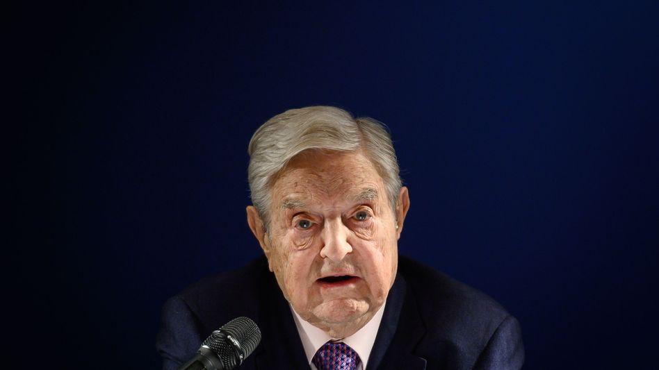 George Soros: Finanzinvestor, Spekulant, Philanthrop, Spender