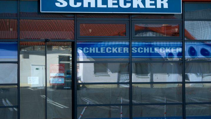 Anton Schlecker: Der tiefe Fall