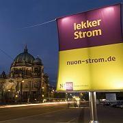 Zu viel Marktmacht: Nuon Deutschland, mit großem Werbeaufwand als Billiganbieter etabliert, muss weitgehend weiterverkauft werden