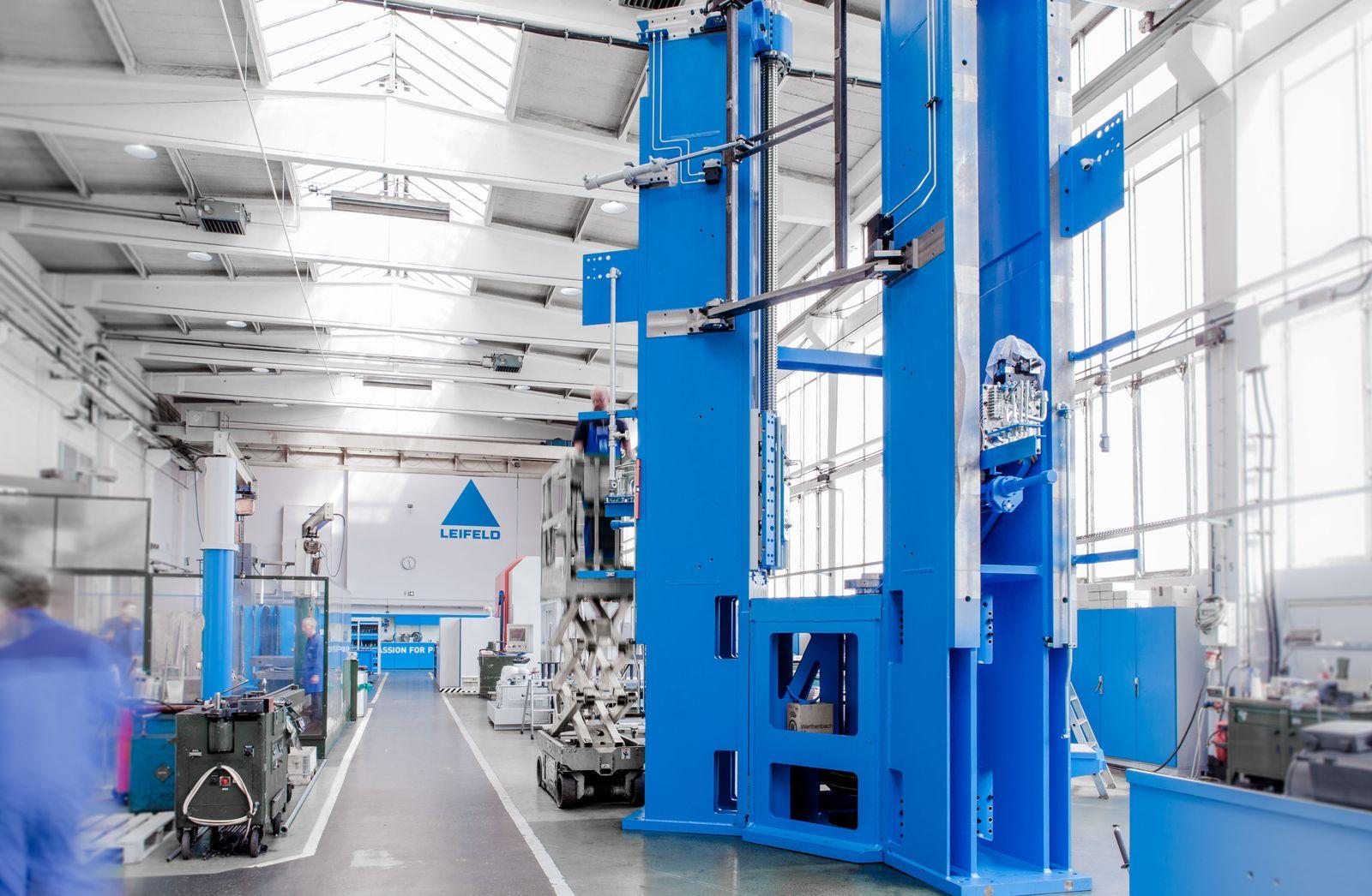 Leifeld Metal Spinning AG