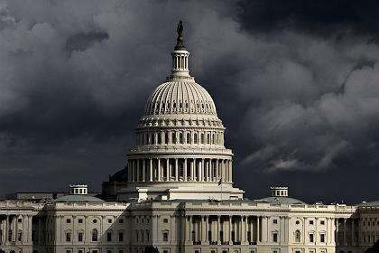 Wie weiter? Das Kapitol in Washington