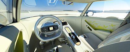 Freie Sicht: Der Citroën C-Cactus punktet mit gelungenem Minimalismus