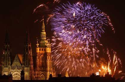 Grund zum Feiern: Tschechien ist dabei, zu einem der steuerlich attraktiveren Standorte zu werden