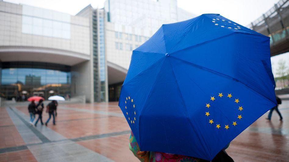Euro-Rettungsschirm EFSF:Die USA plädieren unter anderem dafür, das Volumen mit Hilfe von Fremdkapital zu hebeln