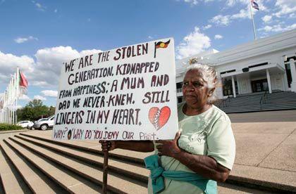 Reizthema: Über Aborigines sprechen Australier nicht gern