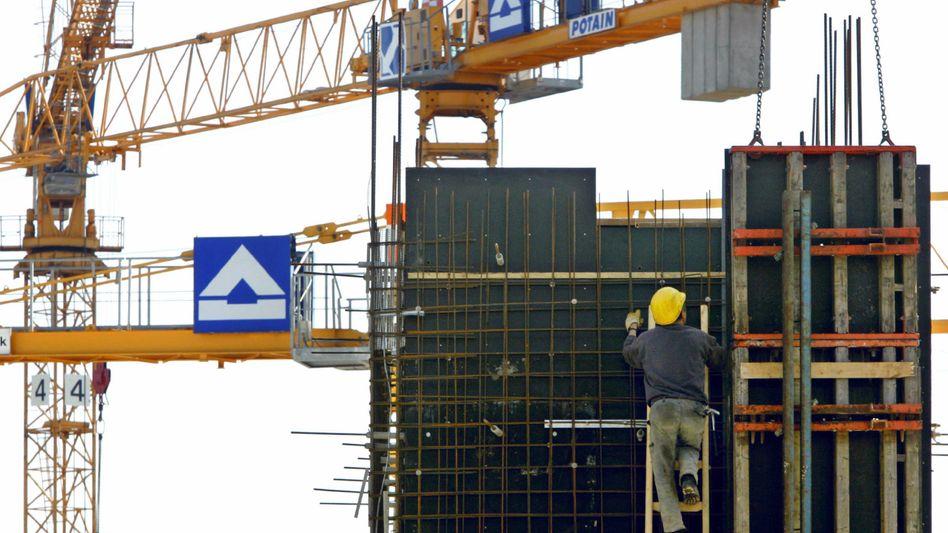 Hoffen auf Nahost: Mit dem Aktionär aus Katar könnten sich die Geschäftsaussichten von Hochtief in der Region verbessern