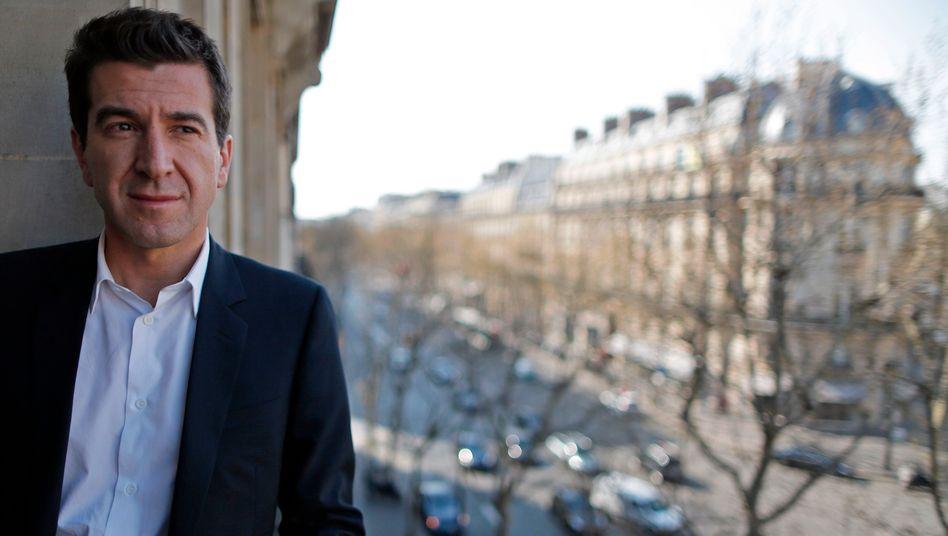 Matthieu Pigasse in Paris: Auf die hoffnungslosen Fälle spezialisiert