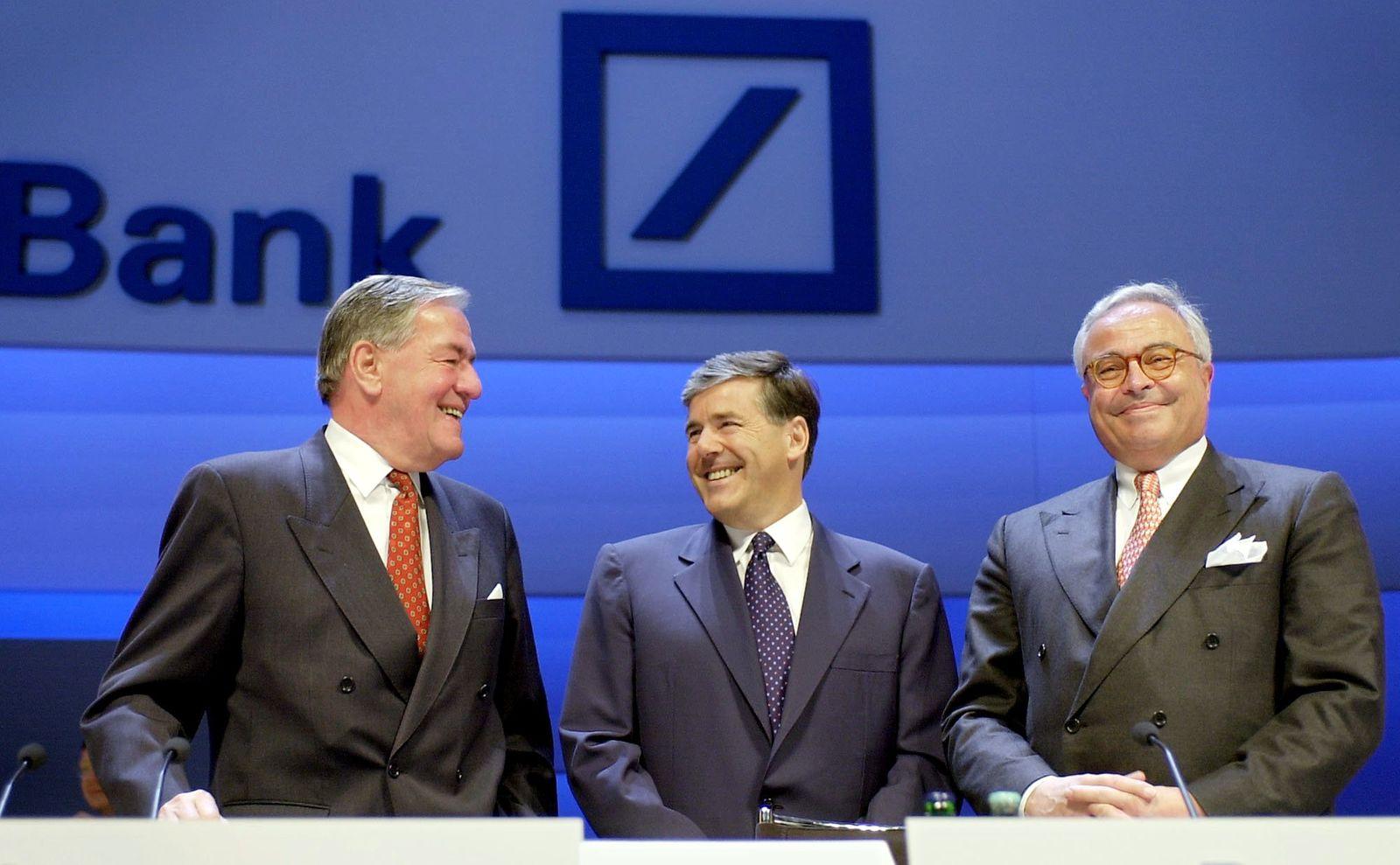 Deutsche Bank - Breuer Ackermann Kopper