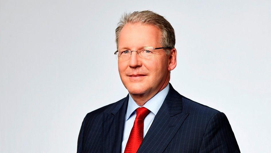 Ungeschickt: Ex-Schaeffler-Chef Jürgen Geißinger steht sich selbst im Weg