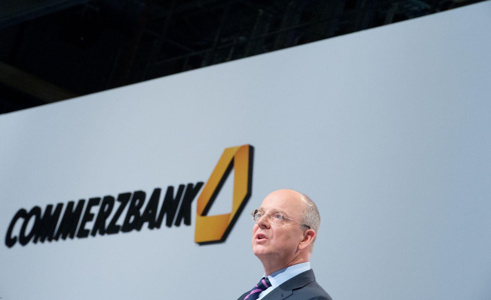 Commerzbank - Martin Blessing