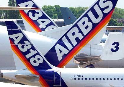 Airbus-Leitwerke: Geschwächtes Bauteil?