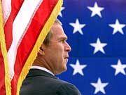 George W. Bush: Die geplante US-Rentenreform könnte den Eurokurs auf neue Rekordstände treiben