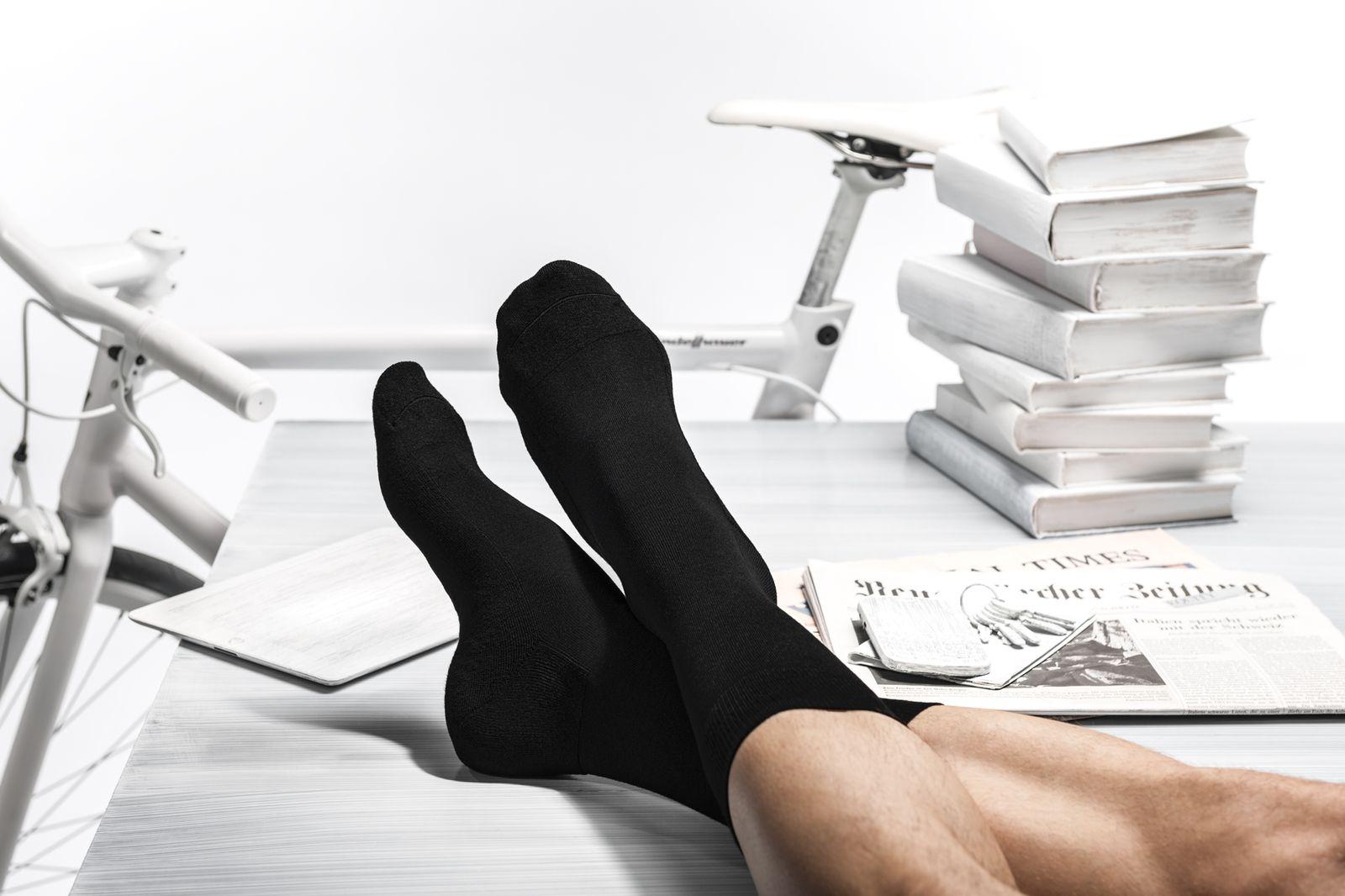 Neuerdings / Socken