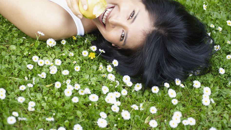 Frühlingsgefühle: Anleger können sich über satte Dividenden für 2010 freuen