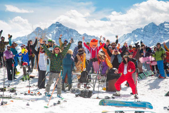 Aspen ist der speziellste unter den teuersten Skiorten der Welt.