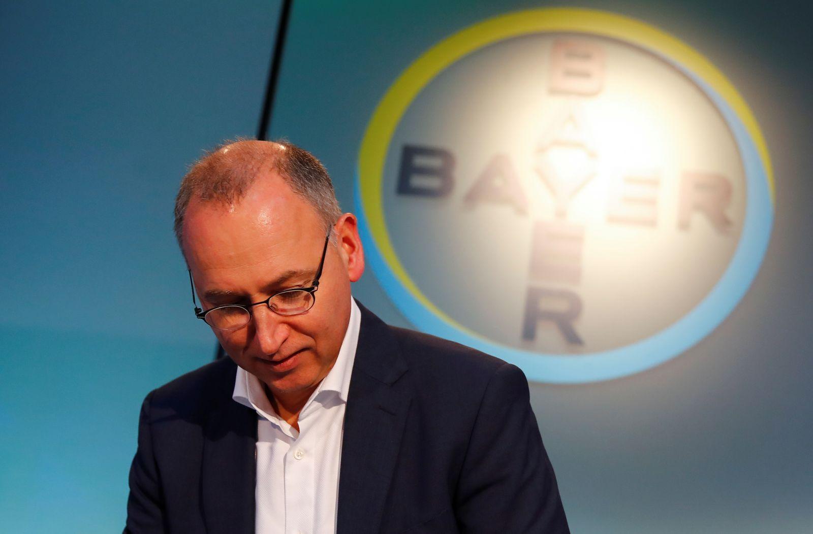 Werner Baumann / Bayer